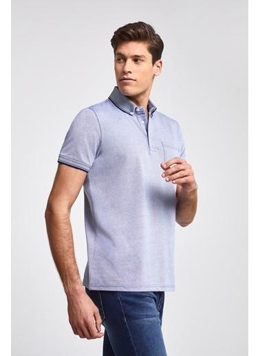D'S Damat Tişört Mavi